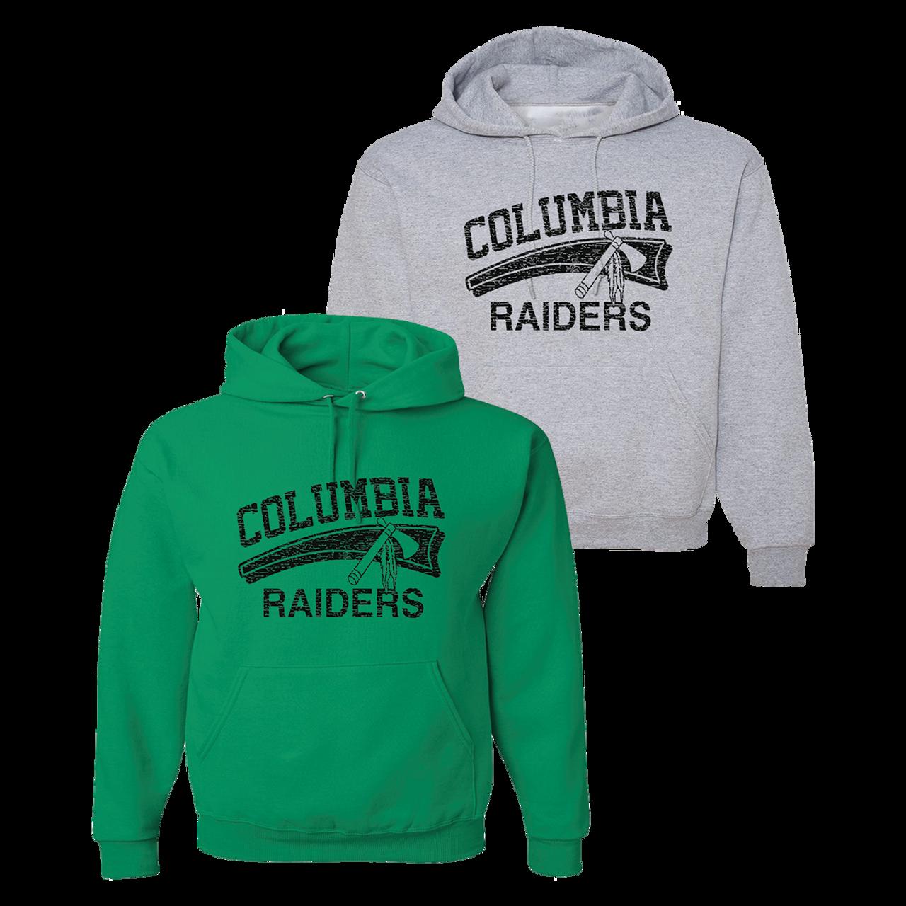 822aadc5c99aa Columbia Raiders Hoodie (F185) - RycoSports