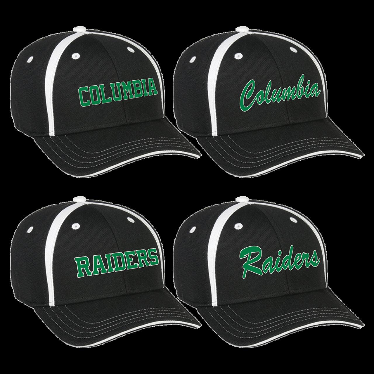 a6f7609dfea59 Columbia Raiders Cap (RY201 RY203 RY205 RY207) - RycoSports