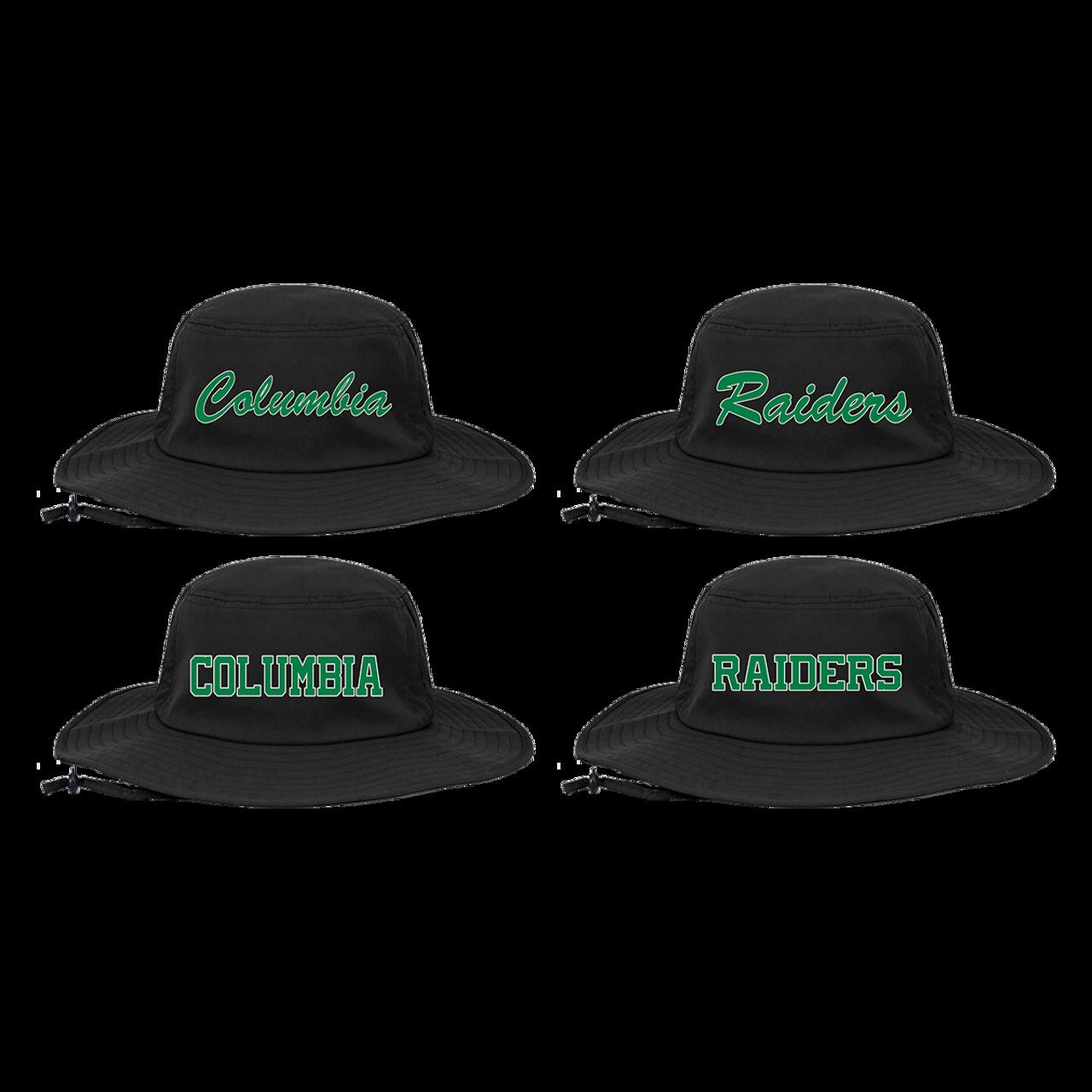a8b61bf1efaea Columbia Raiders Boonie Hat (RY201 RY203 RY205 RY207) - RycoSports