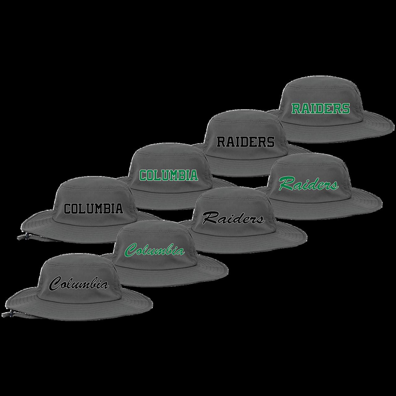 7bbfabe466c5d Columbia Raiders Boonie Hat (RY200-RY207) - RycoSports