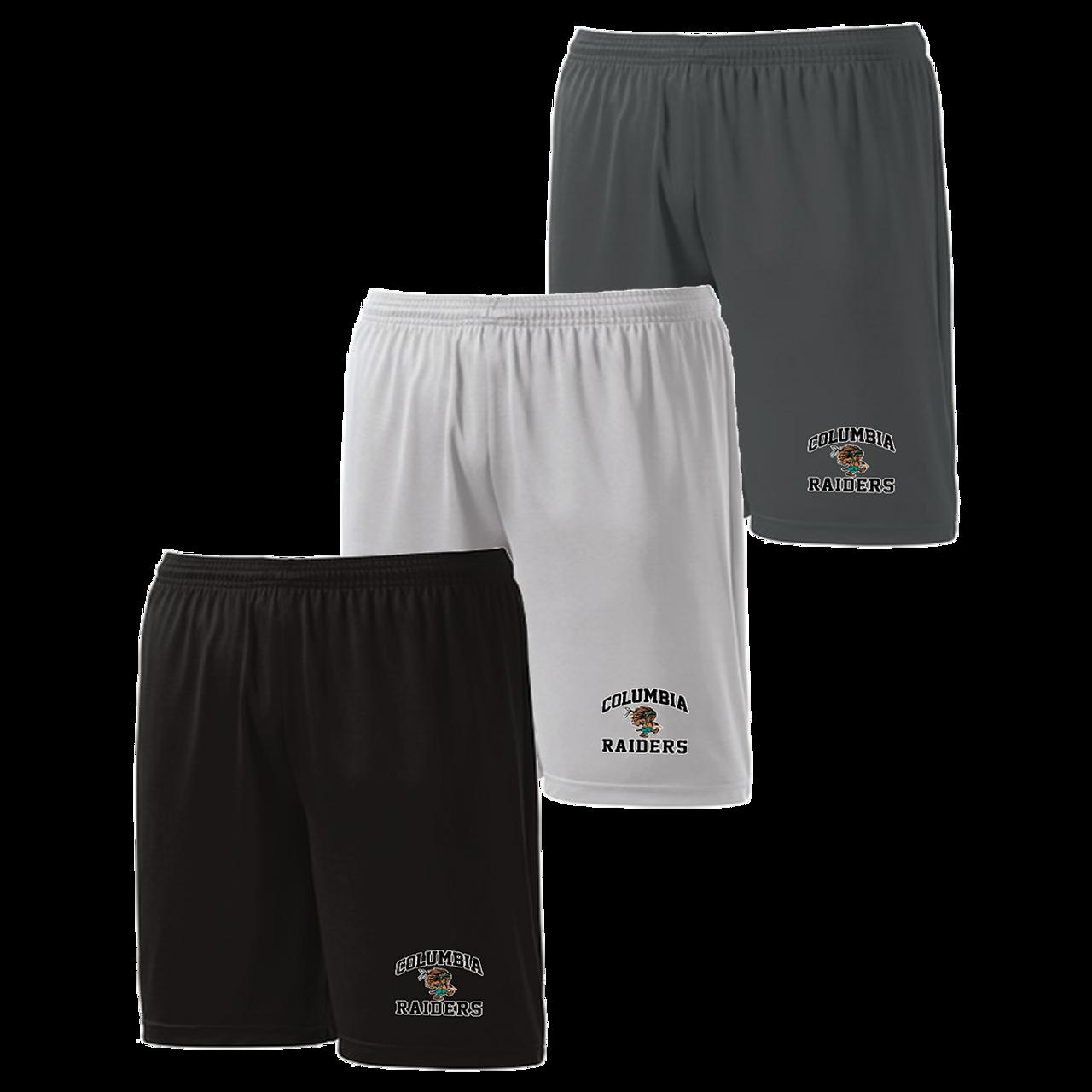 7f2b83b03515d Columbia Raiders Shorts (S145) - RycoSports