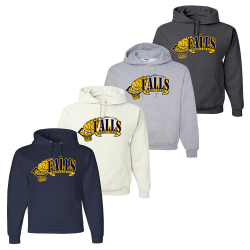 OFBA Basketball Hooded Sweatshirt