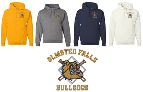 Olmsted Travel Baseball Hoodie
