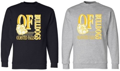 OF Bulldog Long Sleeve Tee