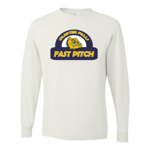 OF Fastpitch Performance Long Sleeve Tee
