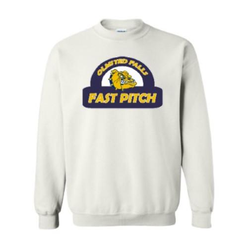 OF Fastpitch Crewneck Sweatshirt