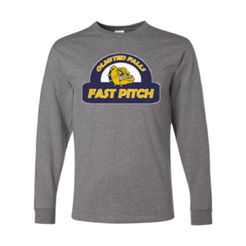 OF Fastpitch Long Sleeve Tee