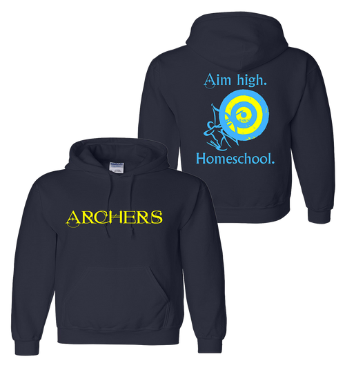 Hoody- Front and Back