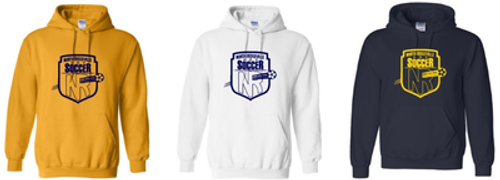North Ridgeville HS Boys Soccer Hooded Sweatshirt II