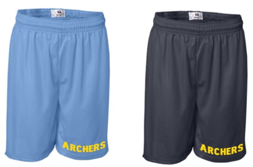 Archers Home School Shorts