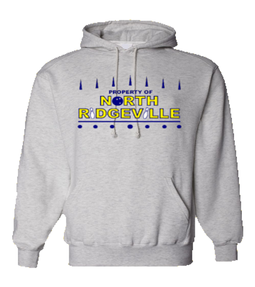NR Bowling Hooded Sweatshirt