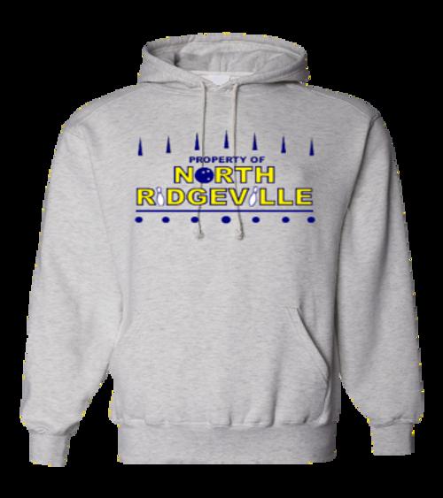 NR Bowling Hooded Sweatshirt