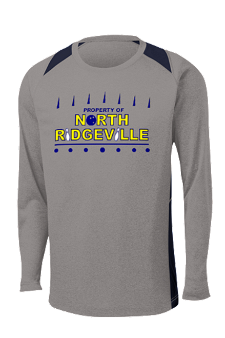 Mens Front - North Ridgeville Blowing logo