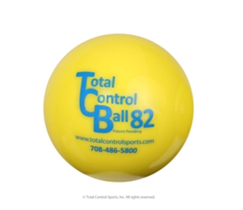 Total Control 8.2 Ball - 6 Pack