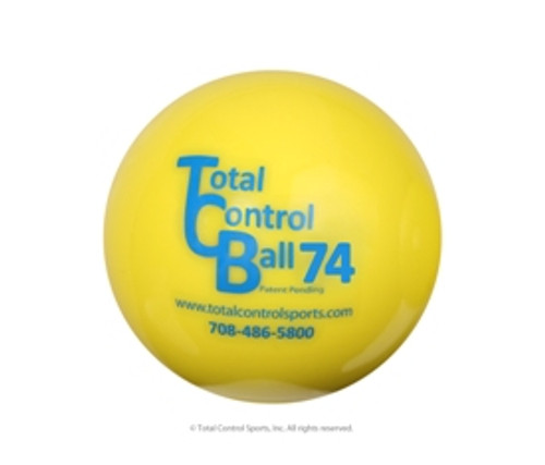 Total Control 74 Ball - 3 Pack
