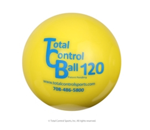 Total Control 120 Ball - 3 Pack