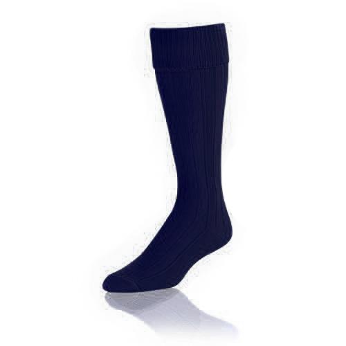 TCK Soccer Socks - Navy