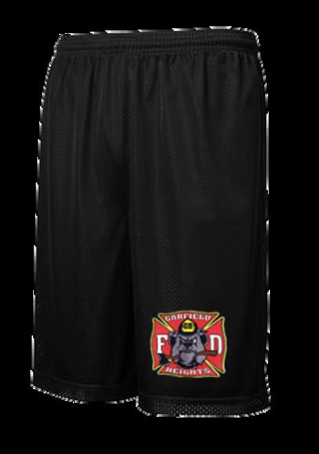 Mesh Shorts - Black