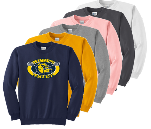 OF Lacrosse Crewneck Sweatshirt