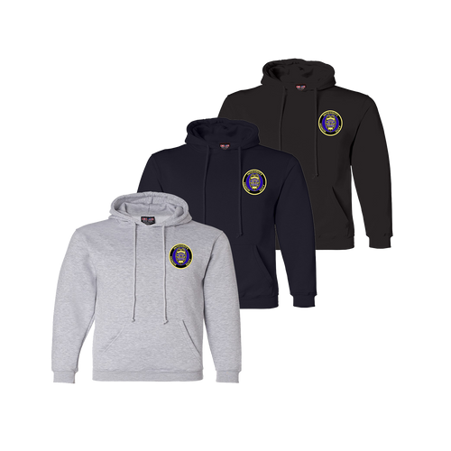 LPD Hoody - Dark Ash,Navy,Black