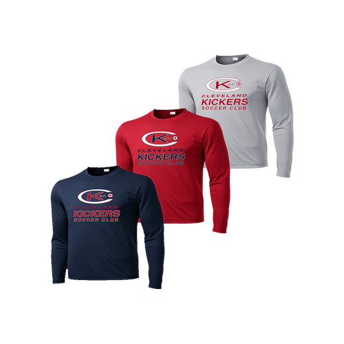 Cleveland Kickers Performance Tee LS