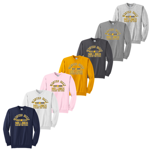 Bulldogs Swim & Dive Crewneck