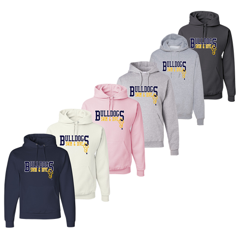 Bulldogs Swim and Dive Hoody