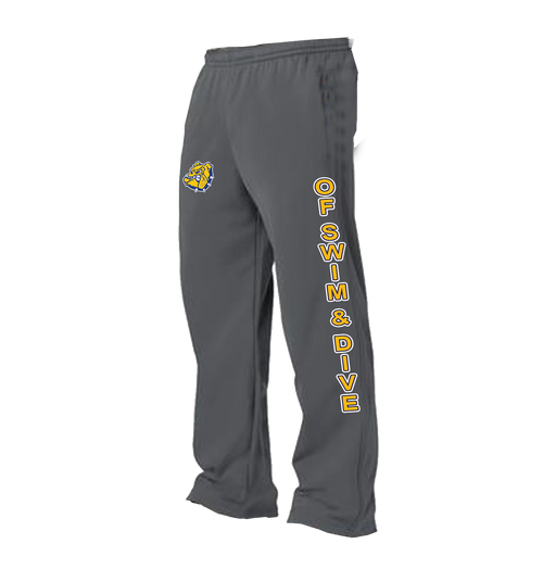 Bulldogs Swim & Dive Performance Sweatpant (S056)