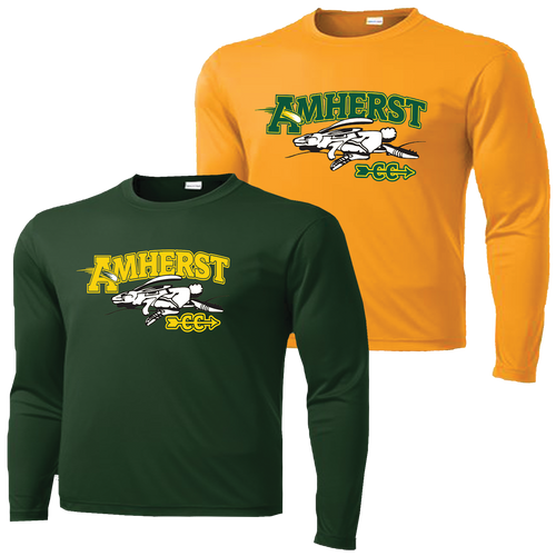 Amherst Cross Country Performance Tee LS