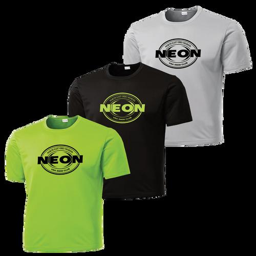 NEON Performance Tee - Set