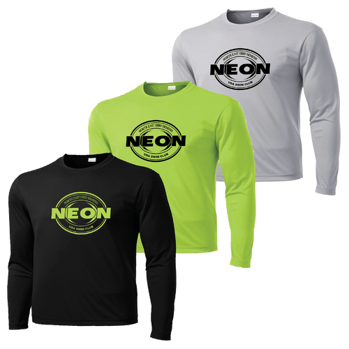 NEON Performance Tee LS - Set