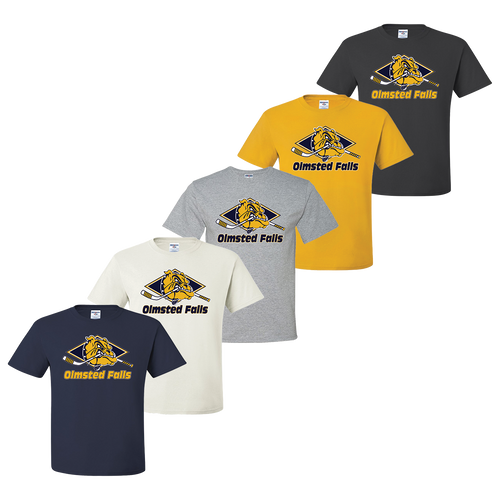 Olmsted Falls Hockey Tee - Set