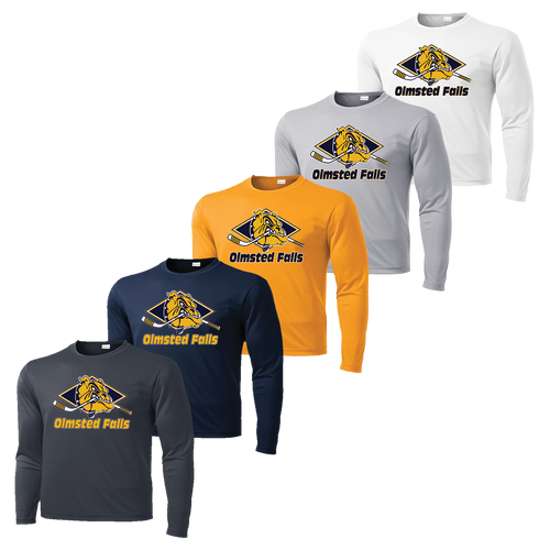 Olmsted Falls Hocky Performance LS Tee - Set