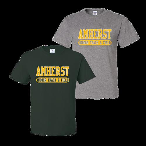 Amherst Indoor Track & Field Tee
