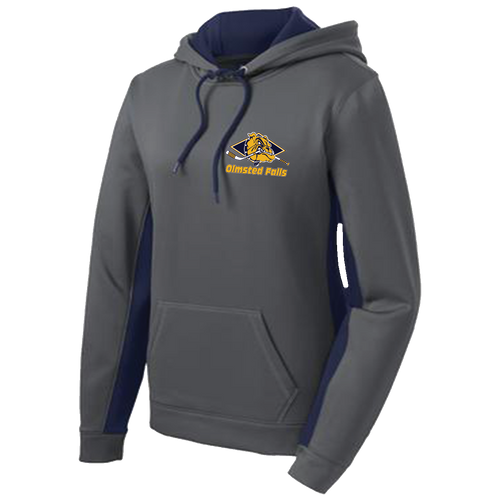 OFHS Hockey Ladies Colorblock Hoody (S065)