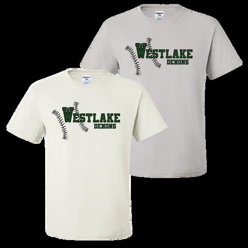 Westlake Baseball Tee