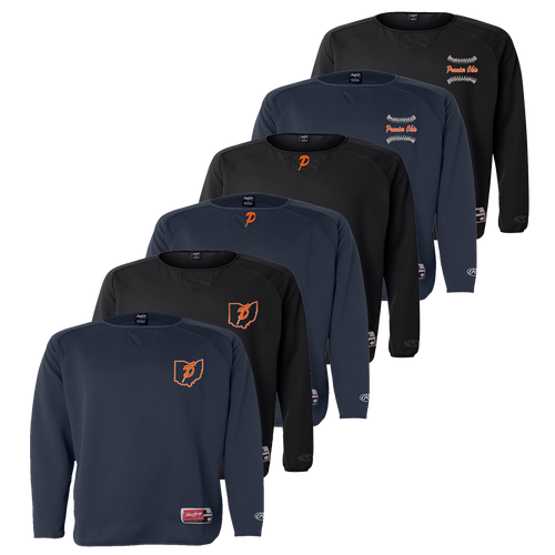 Premier Ohio Rawlings Fleece LS