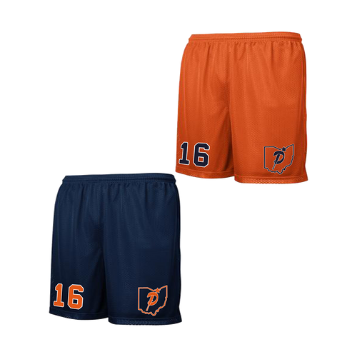 Premier Ohio Baseball Shorts