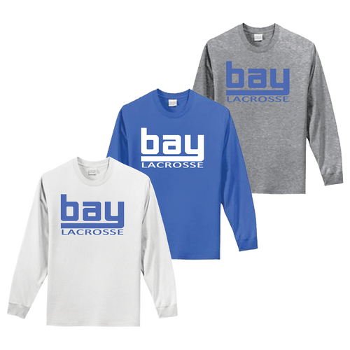 Bay Lacrosse Long Sleeve Tee
