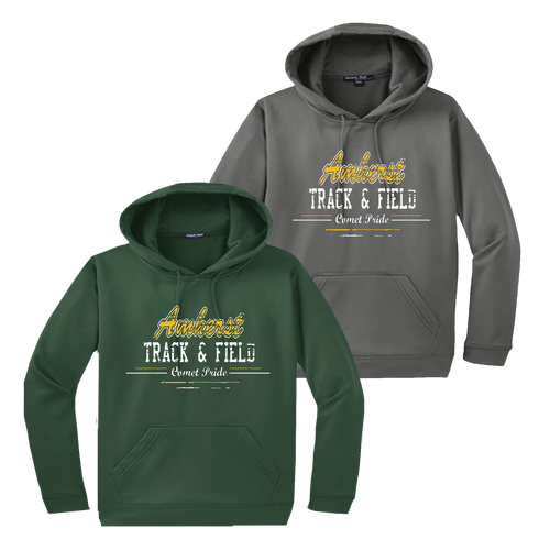 Amherst Track & Field Performance Hoody