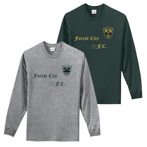 Forest City FC LS Tee