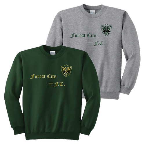 Forest City FC Crewneck