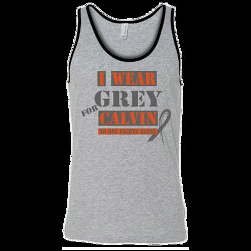 I Wear Grey for Calvin Tank