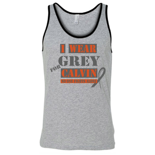 I Wear Grey for Calvin Tank