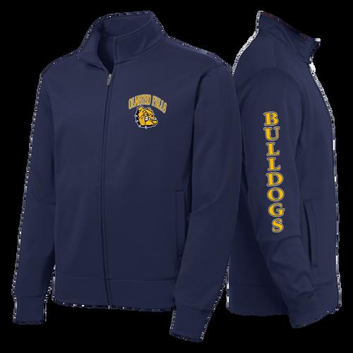 Bulldogs Fleece Full-Zip Jacket (S084-B023)