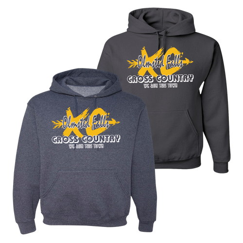 OFMS Cross Country Hoodie