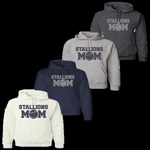 Stallions Mom Hoodie