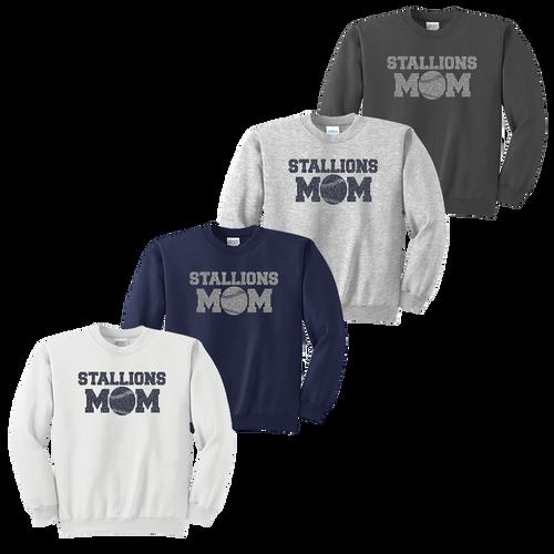 Stallions Mom Crewneck