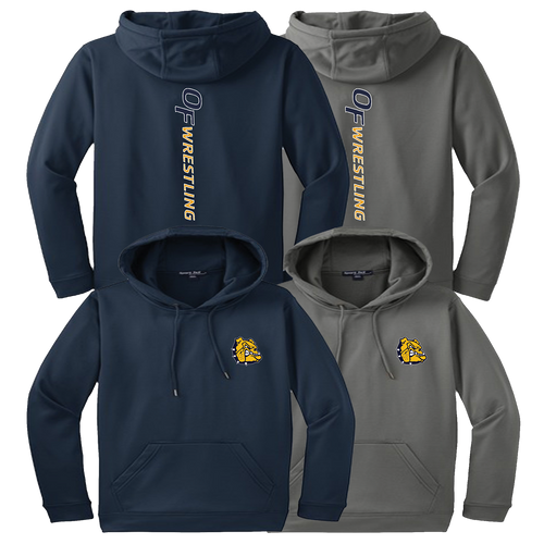 Falls Youth Wrestling Performance Hoodie