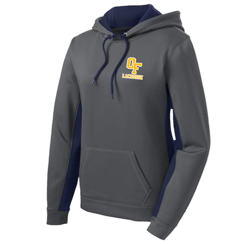OFHS Lax Ladies Colorblock Hoodie